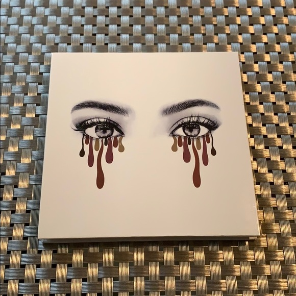 Kylie Cosmetics Other - Kylie Cosmetics Burgundy Palette